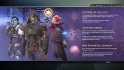 Are You Ready For The Festival Of The Lost?! - Destiny 2
