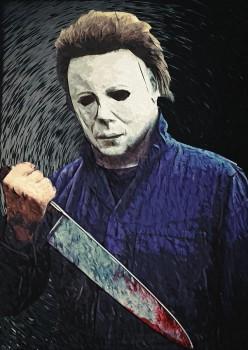 Horror movies villains