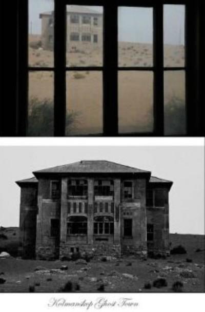 Ghost Town by D Woollacott