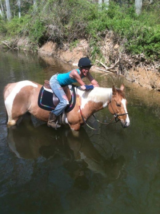 """I have been one of """"those people"""" for a long time now! P.S- Riding with a broken wrist not a good idea. That is another sign that you are becoming one of """"those people"""""""