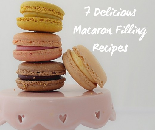 Looking for some new filling ideas for macarons? Here are seven easy, unique recipes.