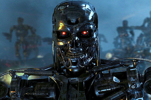 Image from Terminator 3