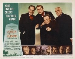 Random Review: The Comedy of Terrors