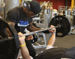 Importance of a Gym Partner