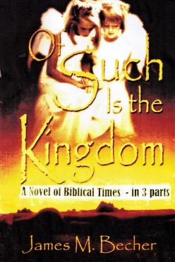 Unique 3-Part Biblical Novel