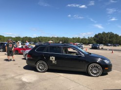 My First Autocross - in a Family Station Wagon