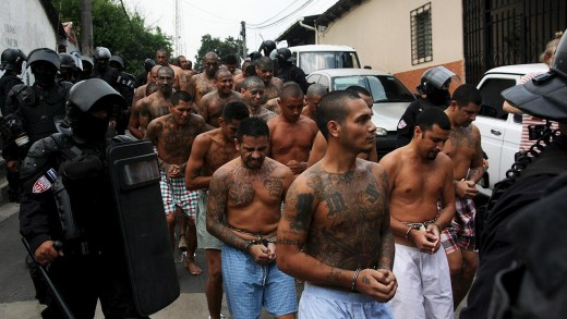 MS-13 members are increasingly trying to enter America. These dangerous gang members have wreaked havoc in Central America