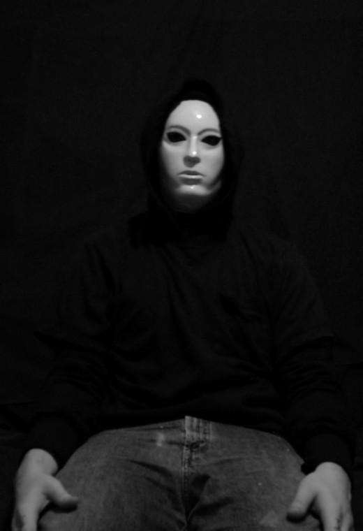 Masked murderer