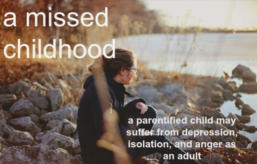 The Parentified Child: How It Contributes to a Depressed