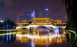 Best Tourist Spots in Chengdu, China.
