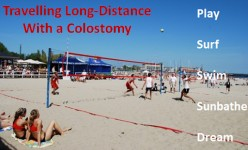 Travelling Long Distance With a Colostomy
