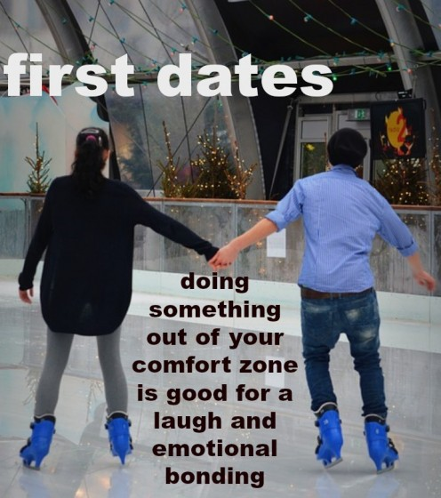 48 Ideas for a Stress-Free First Date Other Than Dinner
