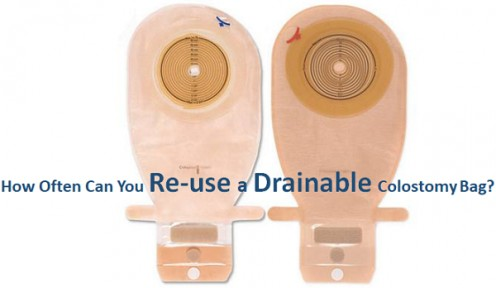My Advice About How Often to Reuse Drainable Colostomy Bags