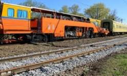 Maintenance Machines for Railroad Tracks