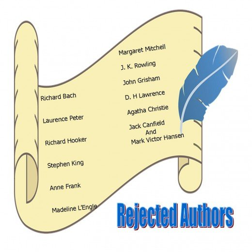 Rejected Authors