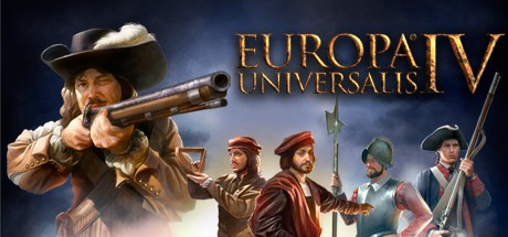 Europa Universalis PC game cover.