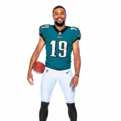 New Philadelphia Eagles WR Golden TAte