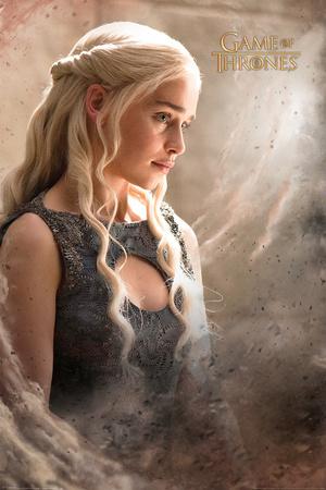 Emilia Clarke as Daenerys Targayen