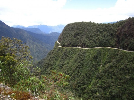 Yungas Road