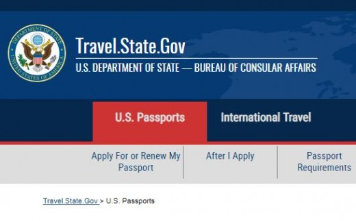 Check online for passport requirements before going to apply.
