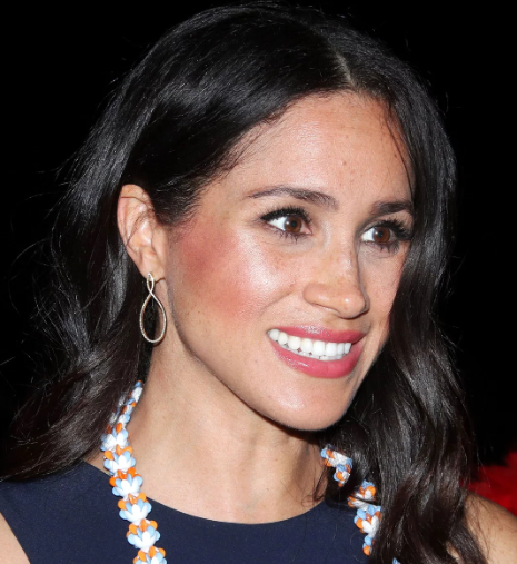 Meghan Markle wears earrings that put small company on the map.