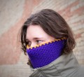 Crochet Face Warmer