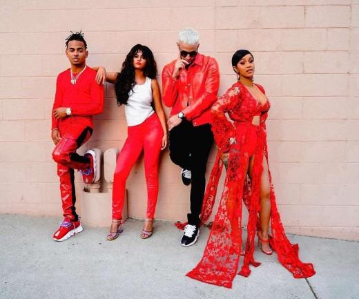 DJ Snake, Ozuna, Selena Gomez, Cardi B - Taki Taki