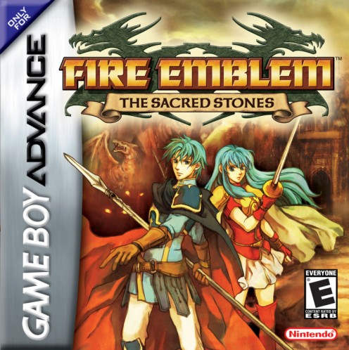Fire Emblem: The Sacred Stones (2005)