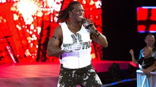 R-Truth: From Getting Rowdy to Dance-Breaking