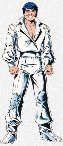 Marvel Villain The Beyonder