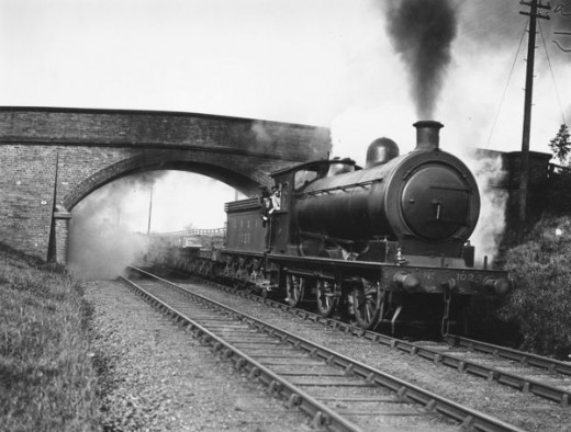 Class J27 0-6-0 is on my wish-list for when Hatton's notifies me that Oxford Rail's model is on the way and at what price. Could be things are really turning for the better. £104 is the estimated price. Let's see...