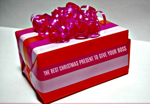 The Best Christmas Presents to Give Your Boss