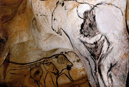 The Venus (Fertility Goddess) and The Sorcerer/Man-Bison (Hunter God)