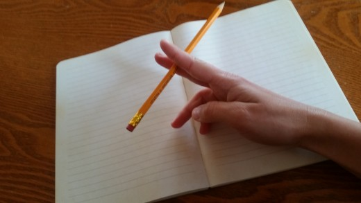 Journaling can be difficult, but it's not impossible.