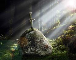 Celtic King Arthur