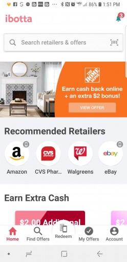 Ibotta Savings App Review