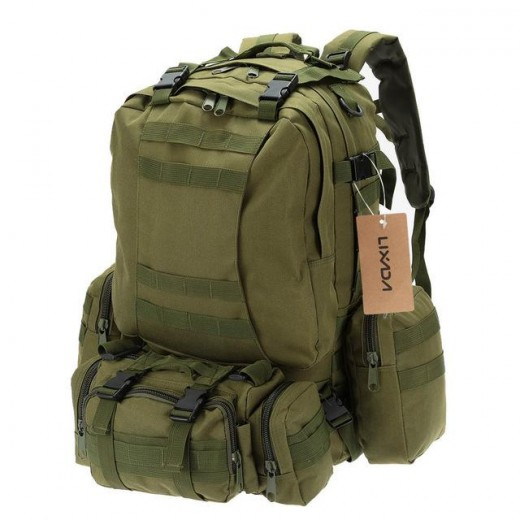 A mid range bag for light packing, but large enough to pack all the essentials.