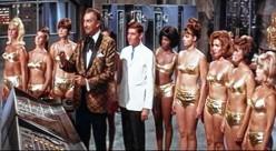Random Review: Dr. Goldfoot and the Bikini Machine