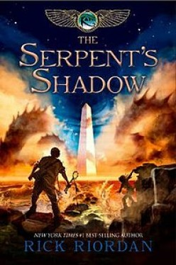 The Serpent's Shadow: A Fun Conclusion To The Kane Chronicles