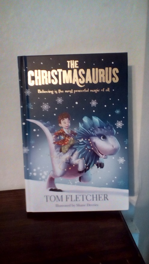 An absolutely delightful read for ages 8-12 for this Christmas season