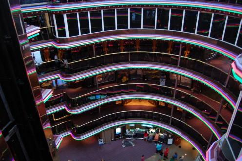 Atrium in Carnival Inspiration