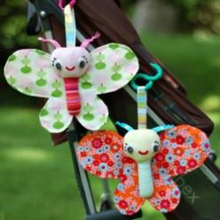 55 Beautiful Butterfly Craft Ideas