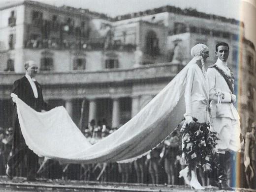 Royal Wedding Portugal 1927