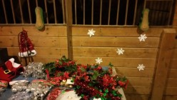 Deck the Stalls-Planning a Barn Christmas Party