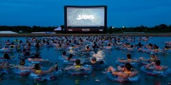 Jaws on the Beach Is the Ultimate Summer Movie Experience