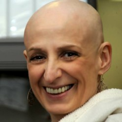 Living With Stage IV Cancer: The Woman Behind the Mask