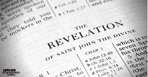 If you will not believe Genesis, you will not believe Revelation.