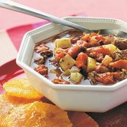 Green Chile Stew Pot (Caldillo)