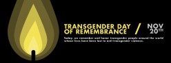 Transgender Day of Remembrance Reflections