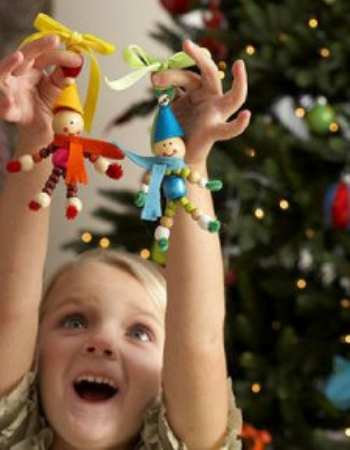Christmas Bead Elves